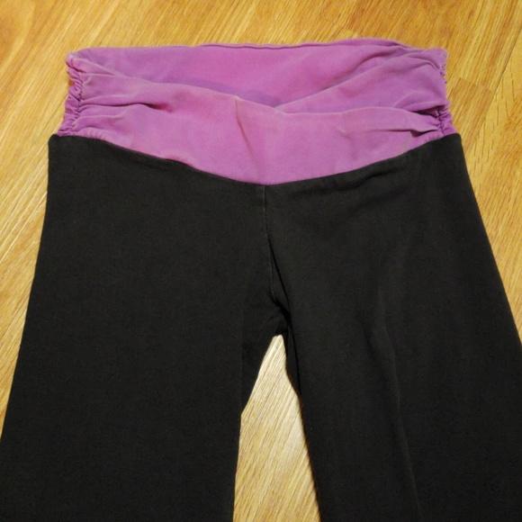 ee61dafc3171d Victoria's Secret Pants | Victorias Secret V Waist Boot Cut Yoga Xs ...